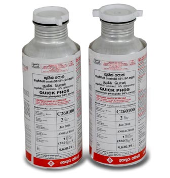 Quickphos Aluminum Phosphide