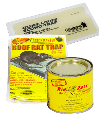 surekill glue boards for rats